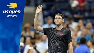 John Millman Delivers Stunning Defeat of Five-time Champion Roger Federer