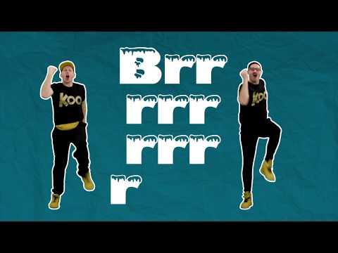 Koo Koo Kanga Roo - Brrrrrrrrrrrr (Dance-A-Long)