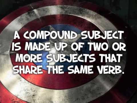 Compound Sentence Parts