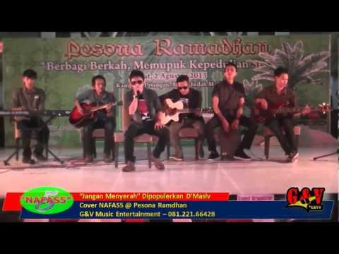 Jangan Menyerah - Acoustic Cover NAFAS5