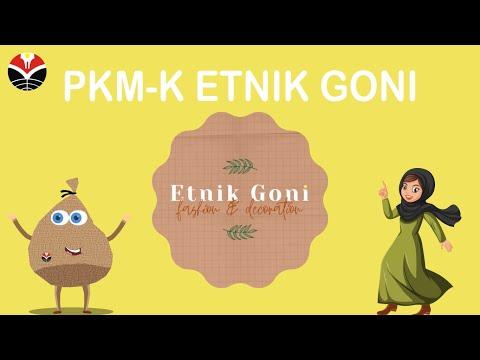 PKM-K 2020   ETNIK GONI
