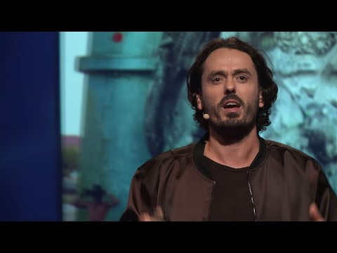 How to use street art to stop pollution in the sea | Sedin Zunik | TEDxArendal
