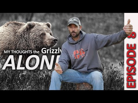 Download Alone Season 8 Episode 8 - CHARGED by a GRIZZLY!