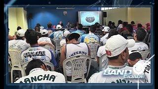 Líderes de torcidas do AM se reúnem para evitar brigas nos estádios