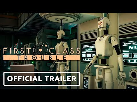 First Class Trouble - Official Gameplay Overview Trailer | State of Play