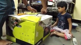 unboxing of ifb 23bc4 23 l convection microwave oven