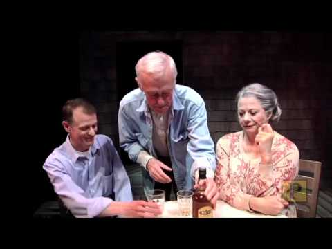"""Highlights From """"The Outgoing Tide"""" Starring John Mahoney & Rondi Reed"""