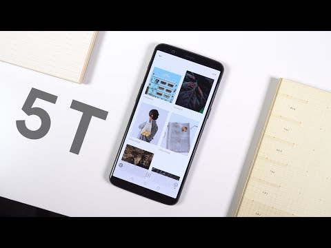 OnePlus 5T Review Videos
