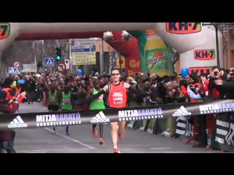 TV3 - Esport club - Reportatge mitja marató Granollers