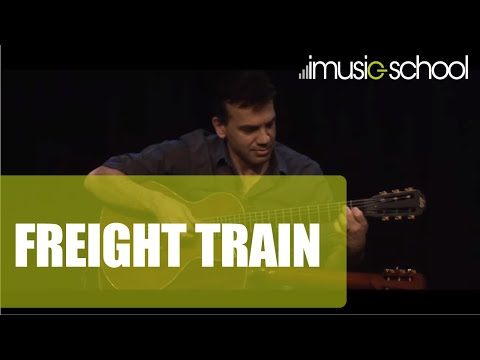 Freight Train (Mike Seeger) - Jean-Félix Lalanne