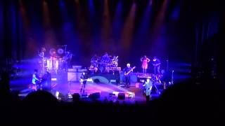 Toto Live at the London Apollo 26/5/15 -  Pamela (+ band introductions)