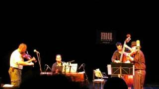 Magony with Alexander Balanescu - 2008 Budapest