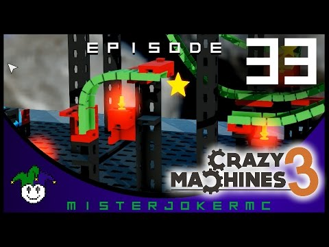 crazy machines solutions