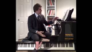 Chopin Ballade No.4 in F minor, Op.52 Tutorial - ProPractice by Josh Wright