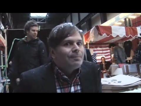 TateShots: Rob Pruitt's Christmas Flea Market