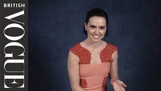 Daisy Ridley On The First Time She Held A Lightsaber | My Firsts... | Episode 8 | British Vogue