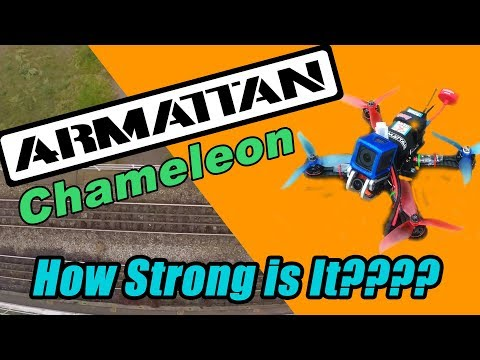 How Hard is it to Break the ARMATTAN CHAMELEON? - Every Crash until the Warranty Claim!