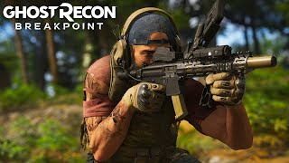 HUNTING FOR A NEW WEAPON in Ghost Recon Breakpoint