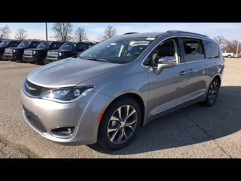 2018 Chrysler Pacifica Louisville, Lexington, Elizabethtown, KY New Albany, IN, Jeffersonville, IN C