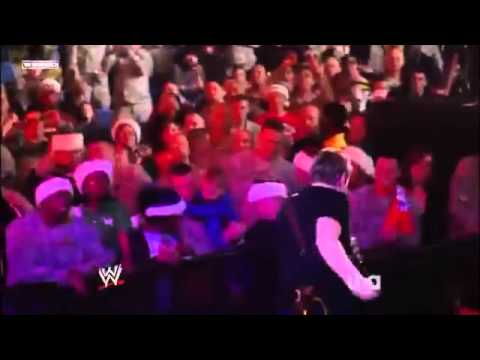 NickelBack - Rockstar [Live @ WWE Tribute to the Troops 2011]