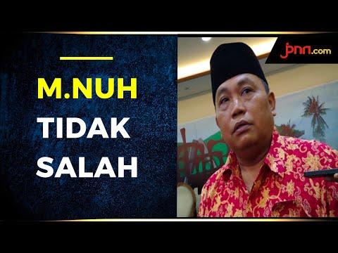 Arief Poyuono, M Nuh Tidak Bisa Dikenkan Hukuman