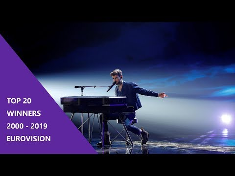 Top 20 Winners (2000 - 2019) | Eurovision Song Contest