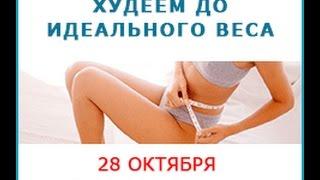 Как похудеть до идеального веса
