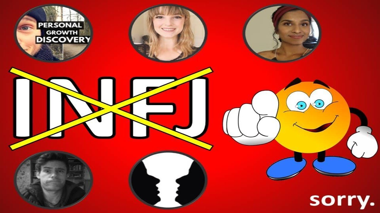 ❌ YOU ARE NOT AN INFJ!!! - YouTube