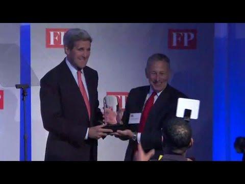 Diplomat of the Year: Secretary John Kerry