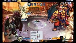 Mutants Genetic Gladiators (Finish New Floating Tokyo - Samurai Sushi Bowl)