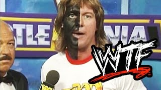 15 Biggest WTF Moments In WrestleMania History