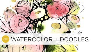 could doodling help you relieve stress? for beginners and all