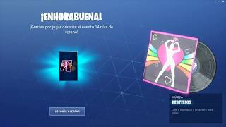 NEW* How to complete Challenge 13 14 Days Summer Fortnite Battle Royale FREE Music!!