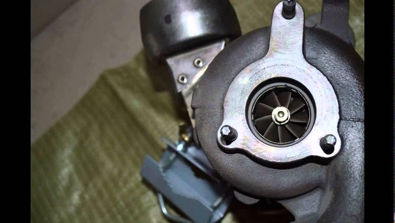 Golf 4 1.6 турбина от Subaru impreza