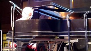 Allen Toussaint - Boogie-Woogie, Brickyard Blues, Southern Nights - August 11, 2012