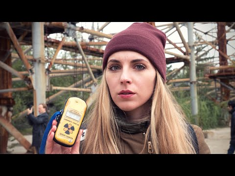 CHERNOBYL: ZONA RADIOACTIVA, PRYPIAT LA CIUDAD FANTASMA ✦ IRYNA FEDCHENKO
