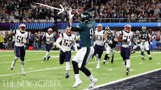 The New Yorker | Four Super Bowl Trick Plays, Broken Down