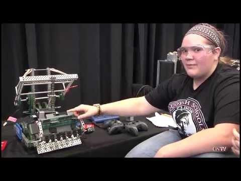 Sequoyah Schools Robotics team