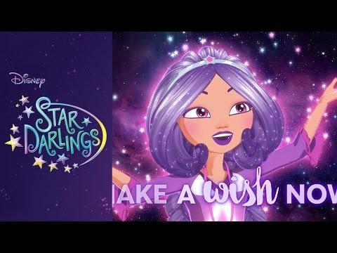 Wish Now | Sing Along | Star Darlings Lyric Video