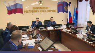 Новостной выпуск в 12:00 от 09.01.21 года. Информационная программа «Якутия 24»