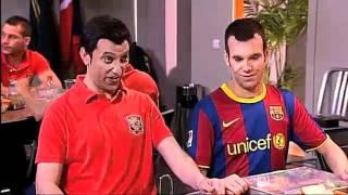 Problemas en la selección española Crackovia