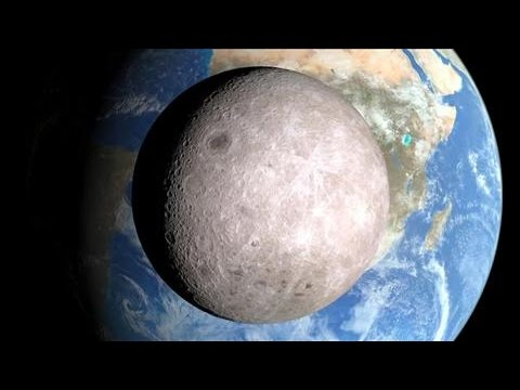 NASA Shows Far Side of Moon As Never Seen Before