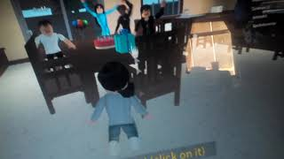 Playing roblox growing up roll play some one STOL my dienosor 😱😱😱😱😱😱