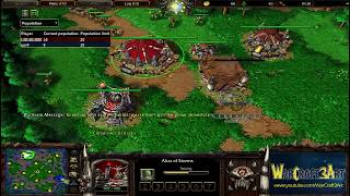 So.in(ORC) vs 120(UD) - WarCraft 3 Frozen Throne - RN3017