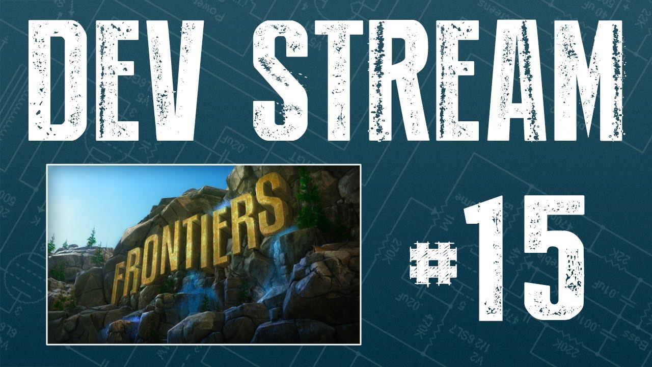 Frontiers Stream