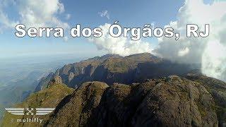 Drone na Serra dos Órgãos