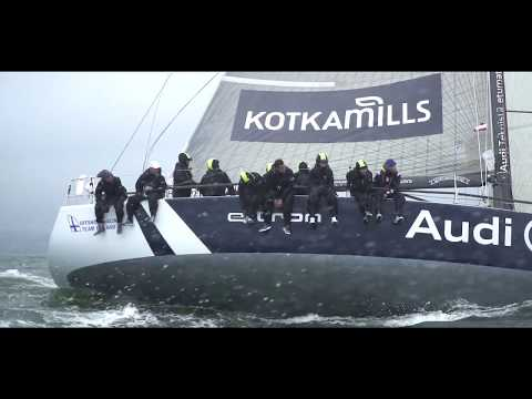 Dr Irena Eris ORC European Championship Gdansk 2017 Day 2 Offshore race