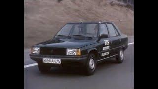 Autotest 1982 - renault 9 gtl