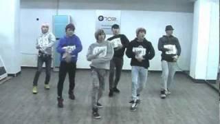 TEEN TOP On Air Teen Top Supa Luv Dance