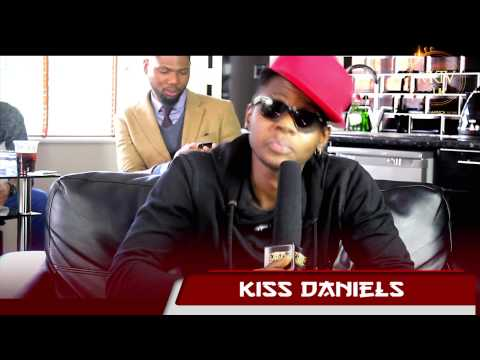 Kiss Daniels Interview with MKTVliveUK